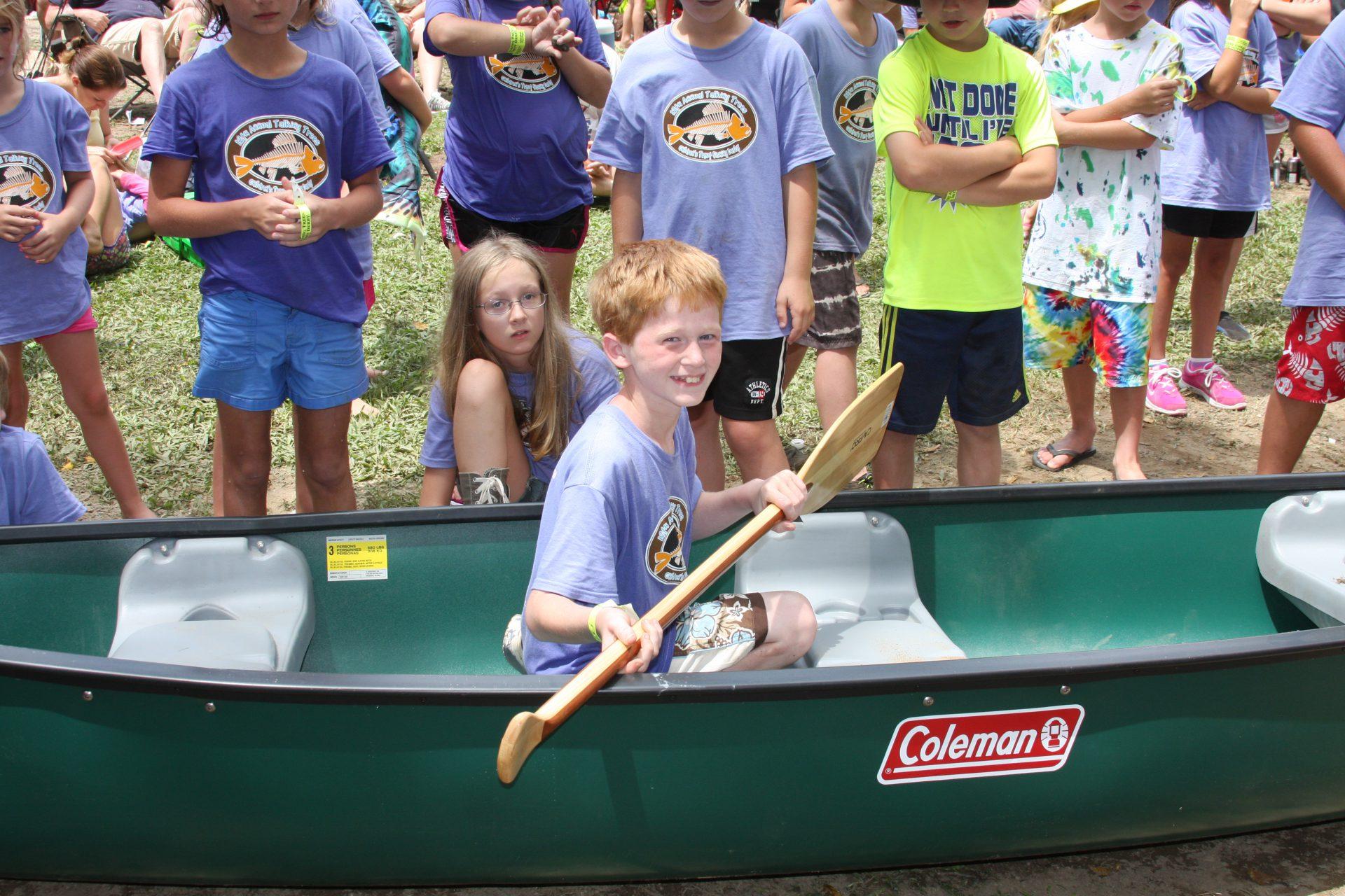 Fishing Prize
